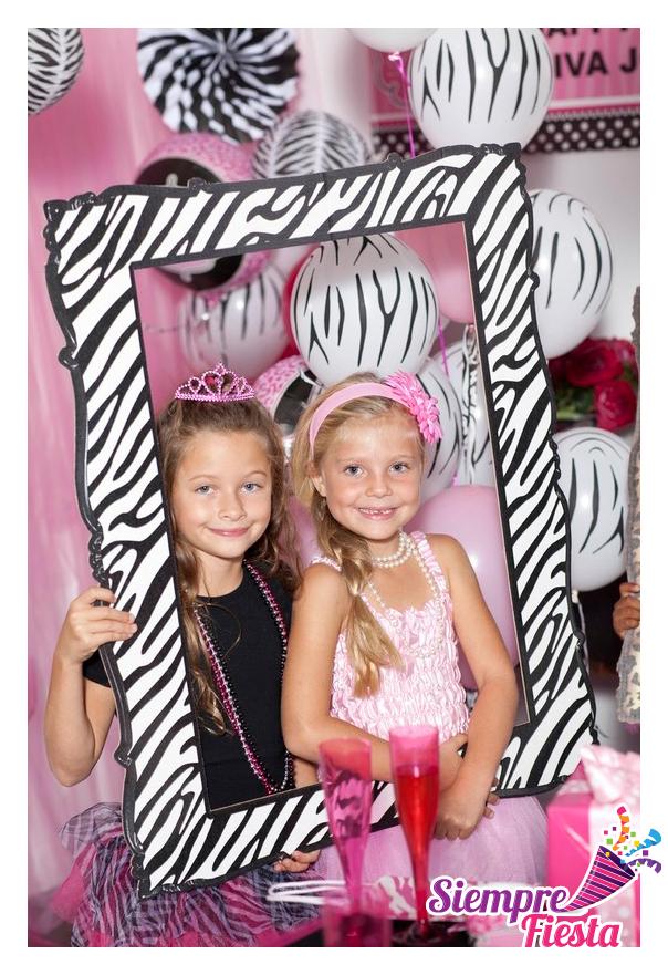 ideas para fiesta de cumpleaos de zebra print con motivos rosas encuentra nuestros artculos de
