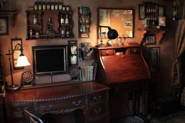 Steampunk Interior Design Ideas image of steampunk furniture style ideas Steampunk Interior Design Interiorholiccom