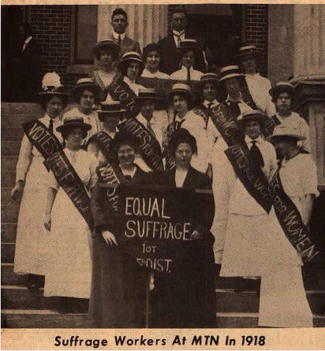 Pin On Suffragette