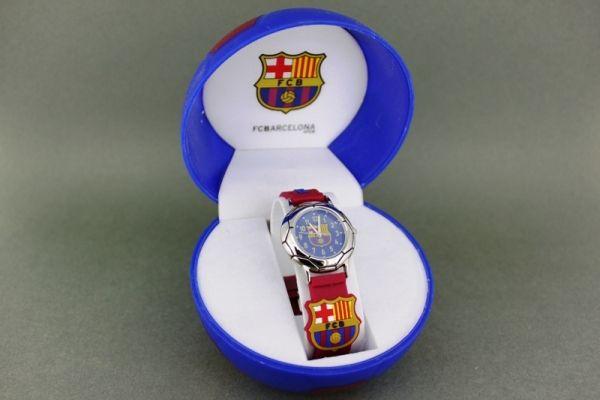 1dbd5408713d FCBarcelona Reloj Granate Infantil 3D - Reloj pulsera granate Infantil 3D  FCBarcelona con los colores del