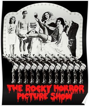 Rocky Horror Poster Rocky Horror Horror Posters Rocky Horror Picture