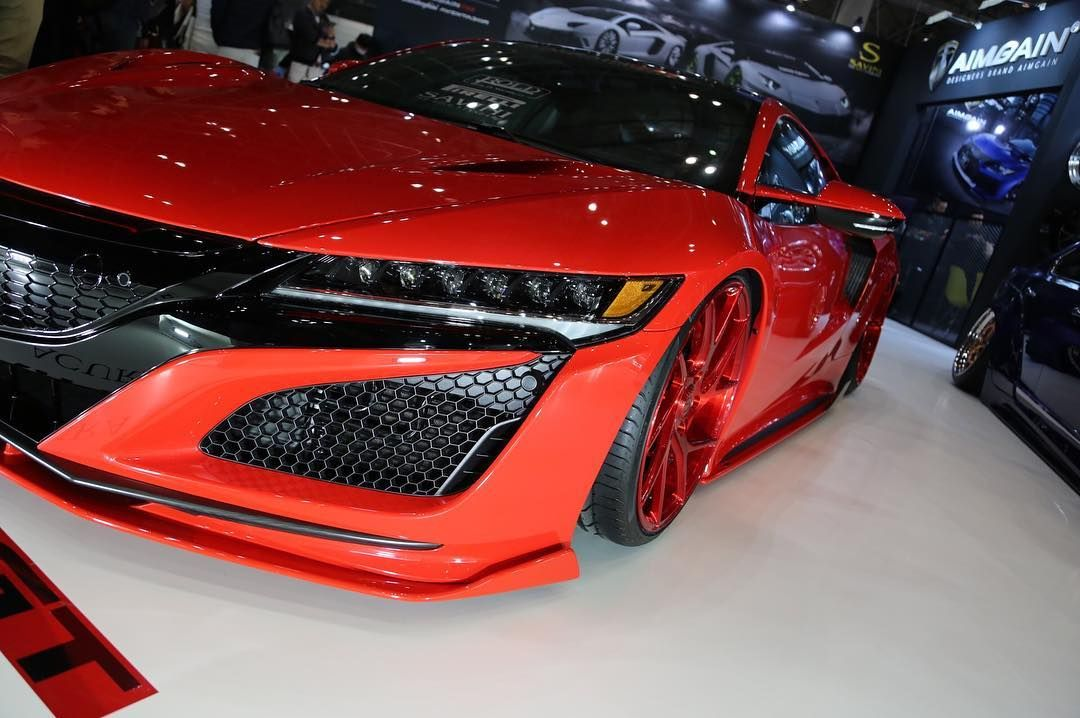 2017 Tas2017autosalon Aimgain Gt Honda Hondanation Hondalife Nsx Nsxgram Acura