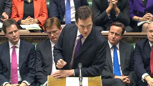 Chancellor in the House of Commons