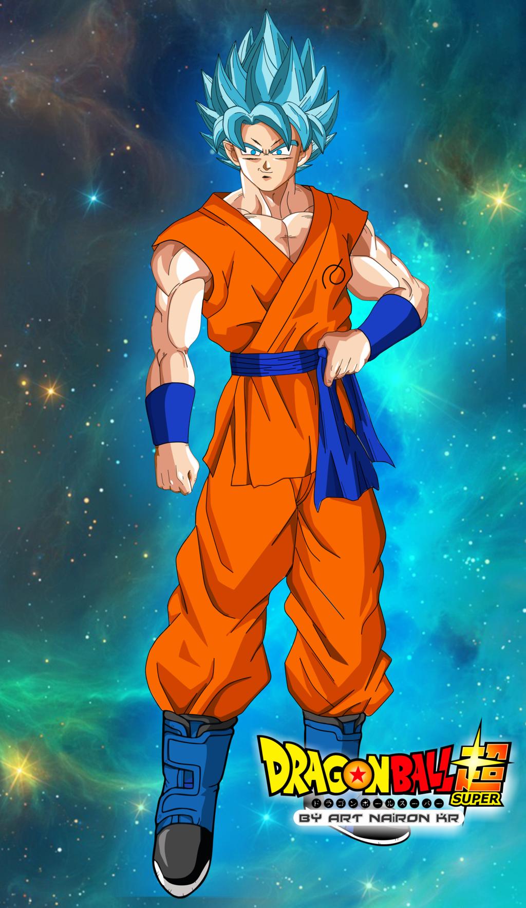 Atemberaubend Dbz Malvorlagen Goku Ssj Gott Fotos ...