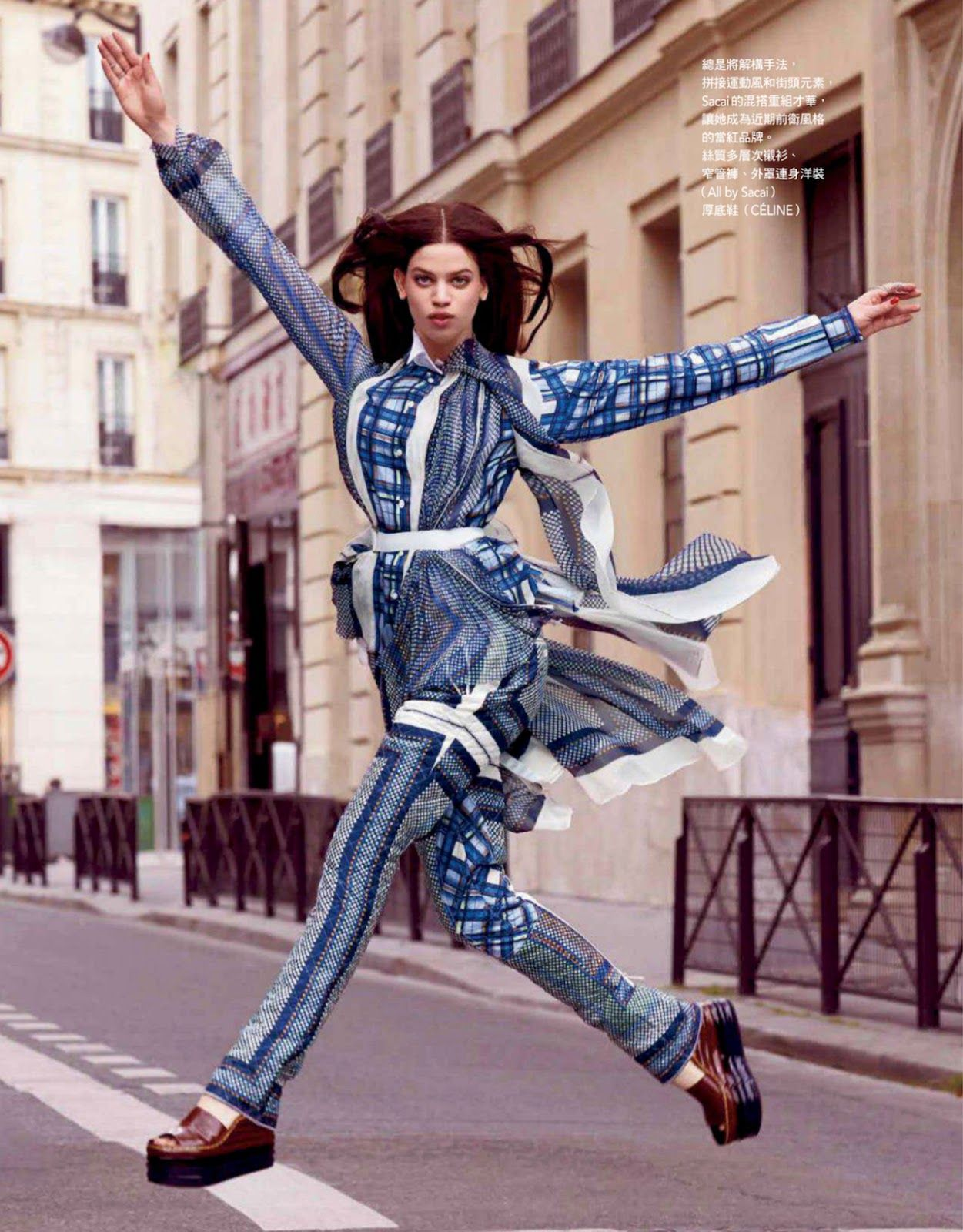 visual optimism; fashion editorials, shows, campaigns & more!: romance in paris: lily mcmenamy by leslie kee for vogue taiwan august 2014