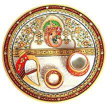 Embossed Ganesh Marble Pooja Plate · Decorative ItemsGaneshDiwaliMarbles Plate  sc 1 st  Pinterest & Embossed Ganesh Marble Pooja Plate   Diwali Decorative Items ...