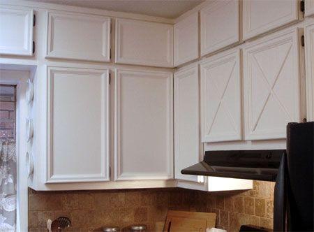 ... Kitchen Cabinet Trim Molding Ideas