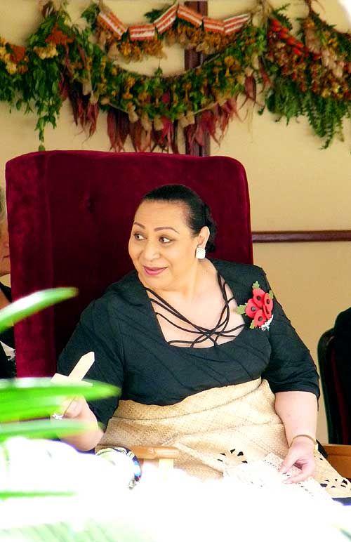 Image result for Her Royal Highness Princess Royal Salote Mafile'o Pilolevu Tuita.