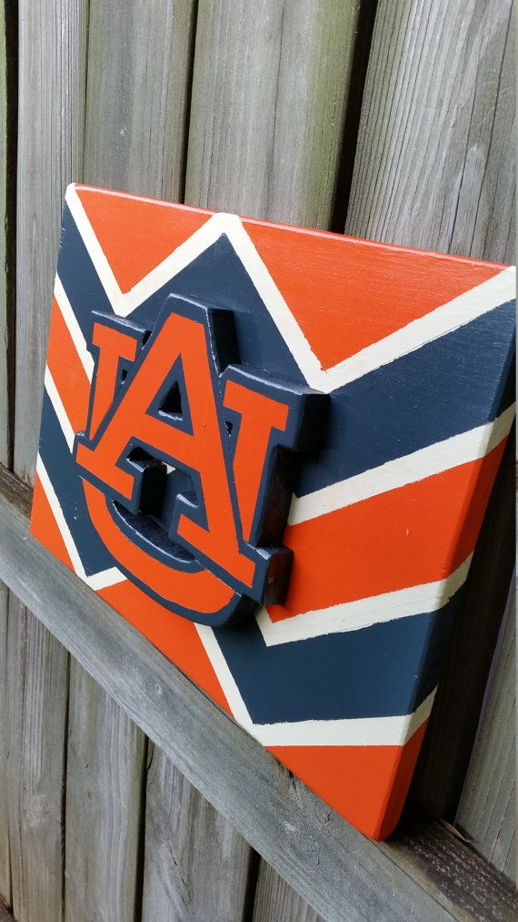 Auburn Universtiy Sign/Wall Decor | That\'s Pallet Perfect ...