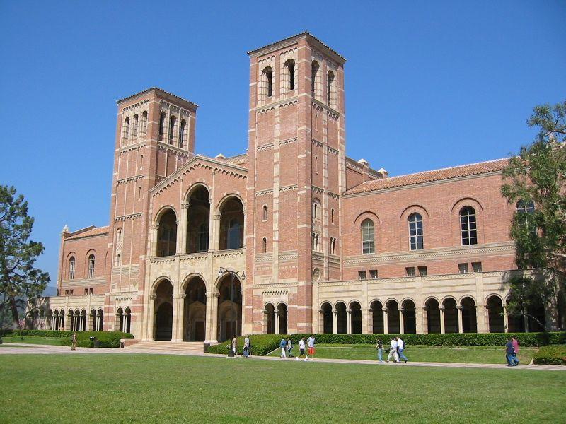 Buffy The Vampire Slayer Filming Locations University Of California Los Angeles University Of California Education In India
