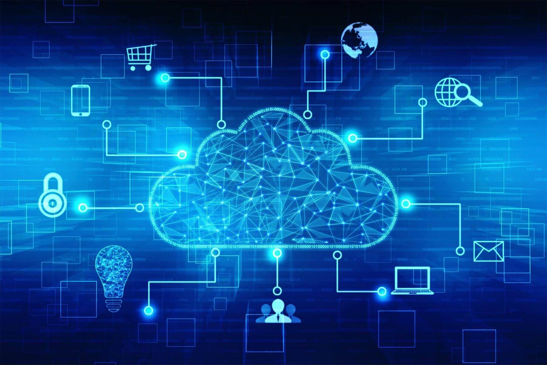 We provide Cloud Computing in Switzerland that has the