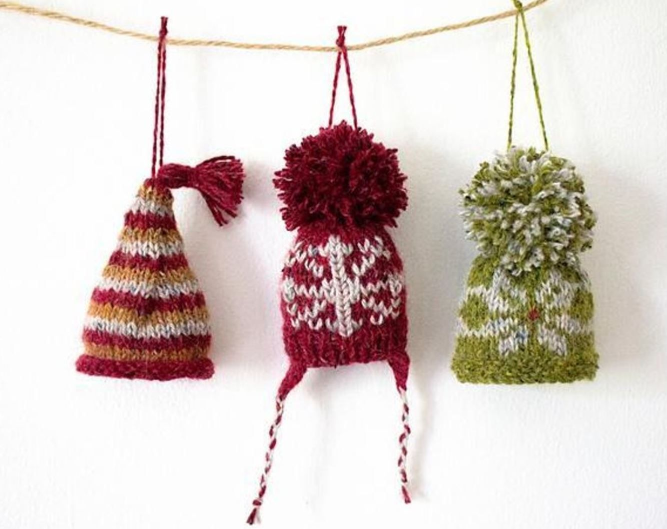 Free And Quick Christmas Knitting Patterns For Hat