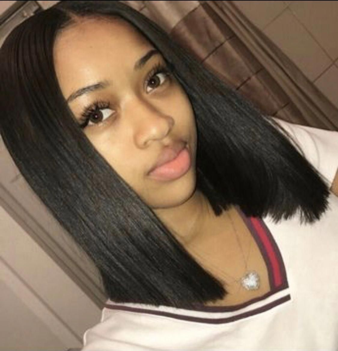 Sew In Weave Hairstyles For Black Women Short Shoulder