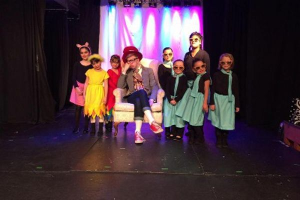 Bound for Broadway - Annie Jr. Puyallup Children's Theater and Music Puyallup, WA #Kids #Events