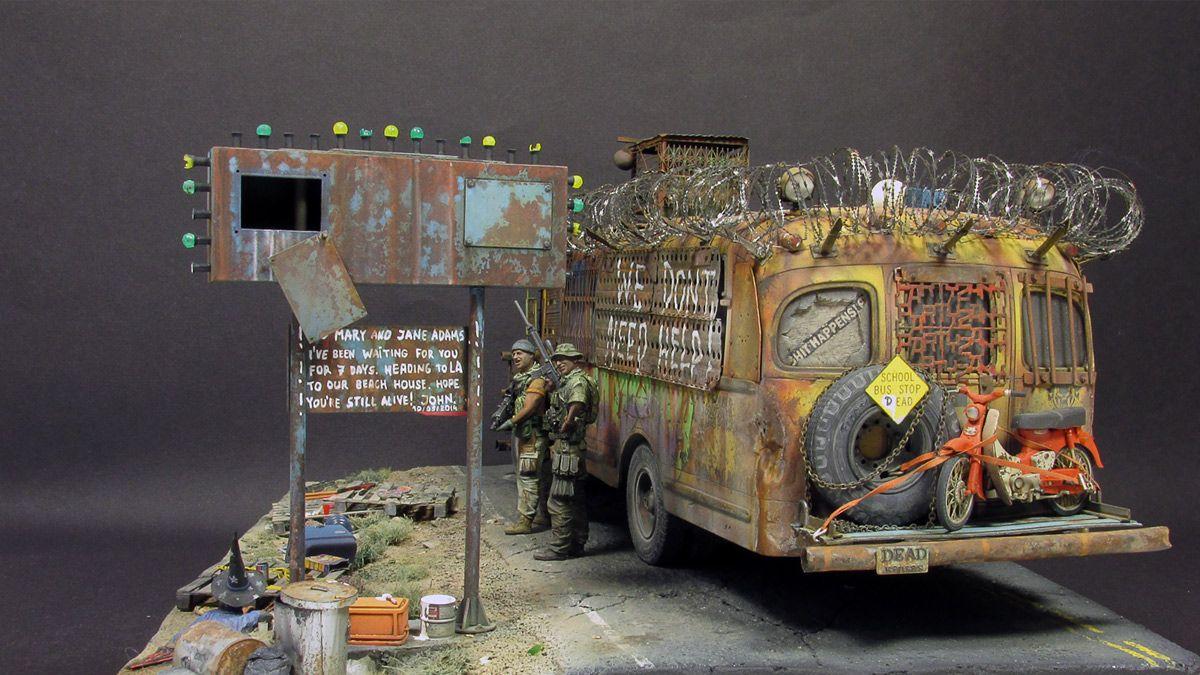 сотейник сделать машину для зомби апокалипсиса фото результате