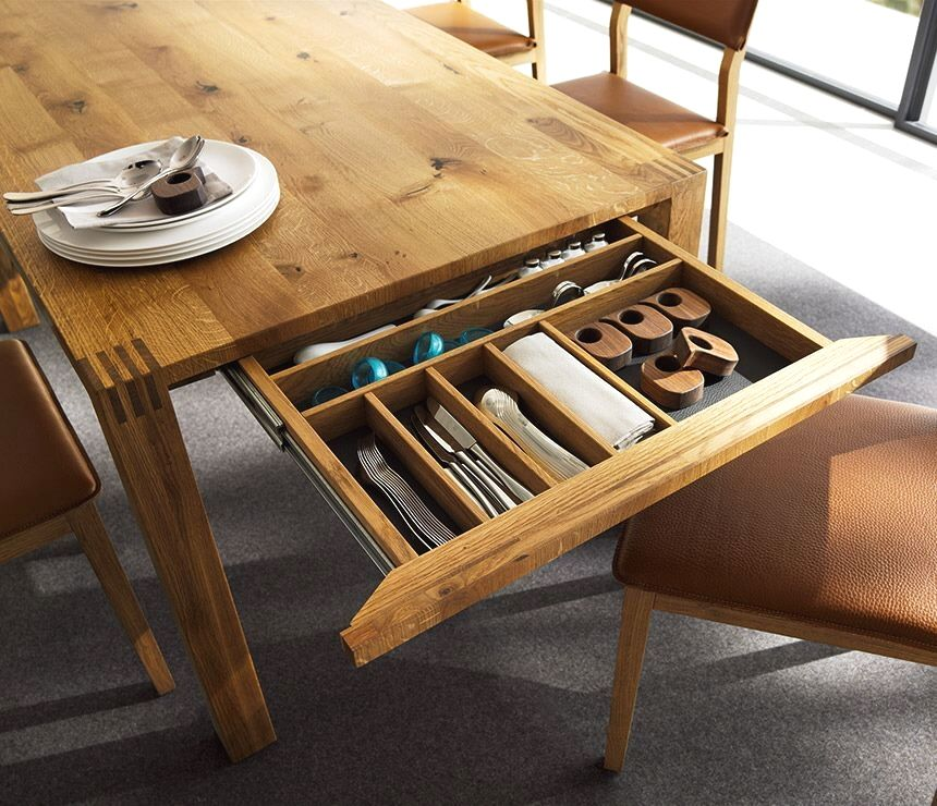 Easy DIY Coffee Table #diycoffeetable | Expandable dining ...