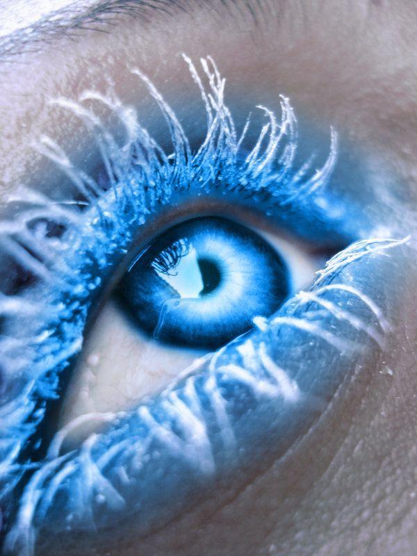 Fantasy Bilder Augen