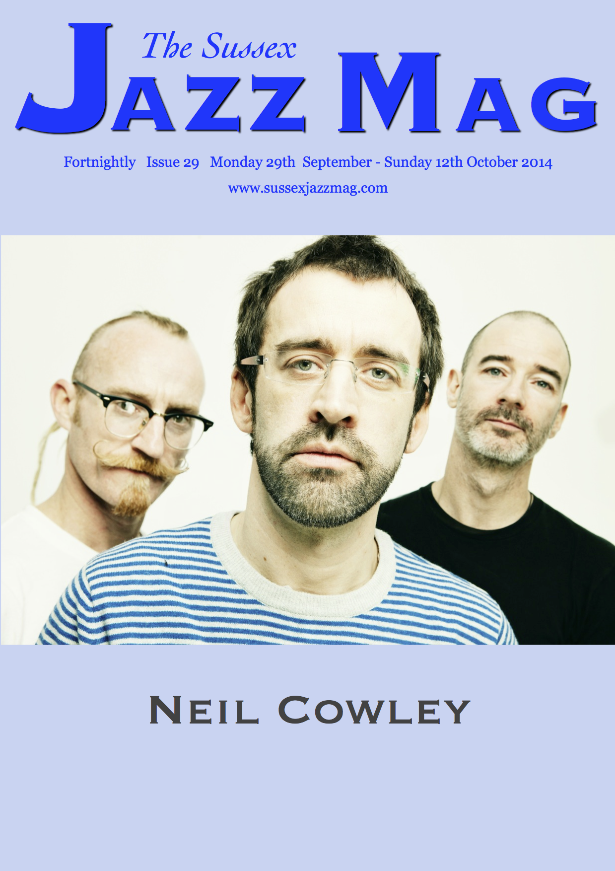 Sussex Jazz Magazine / An Introduction to…The Neil Cowley Trio