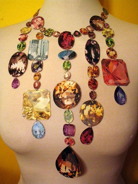 Paper Jewels  -  This looks amazing!!