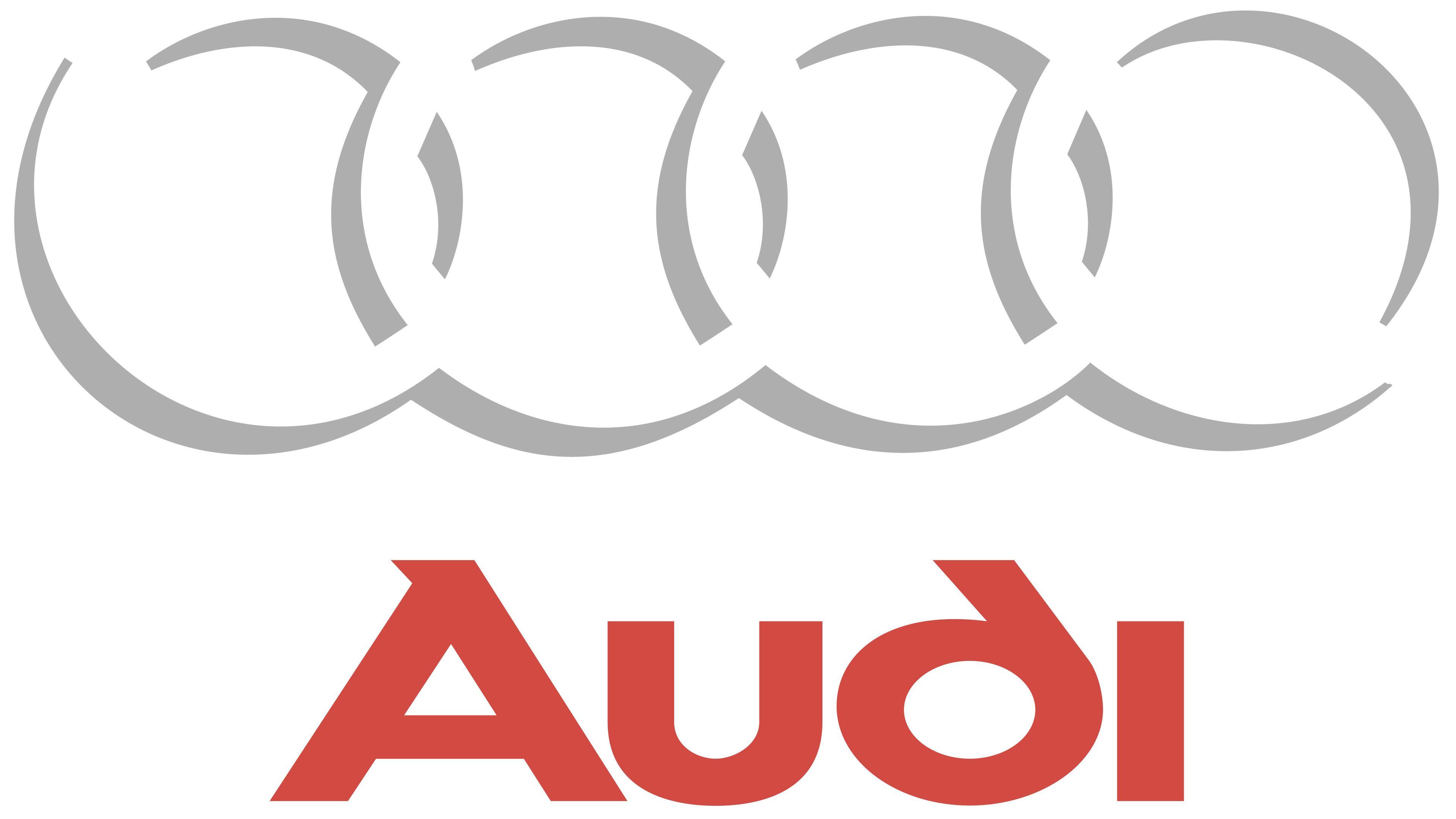 Symbol Audi Audi Volkswagen Emblem
