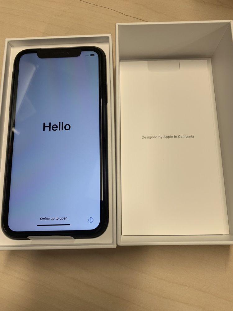Apple Iphone Xr 64gb Black Verizon A1984 Cdma Gsm