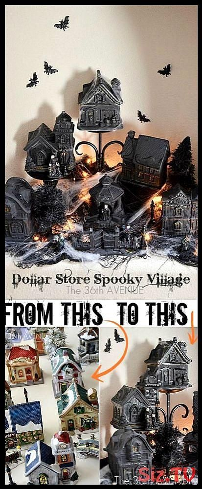 25 Easy And Cheap Diy Halloween Decoration Ideas 25 Easy And Cheap Diy Halloween Decoration Ideas Halloween Is Just Around The Corner It Is Time To Get Into The Halloween...