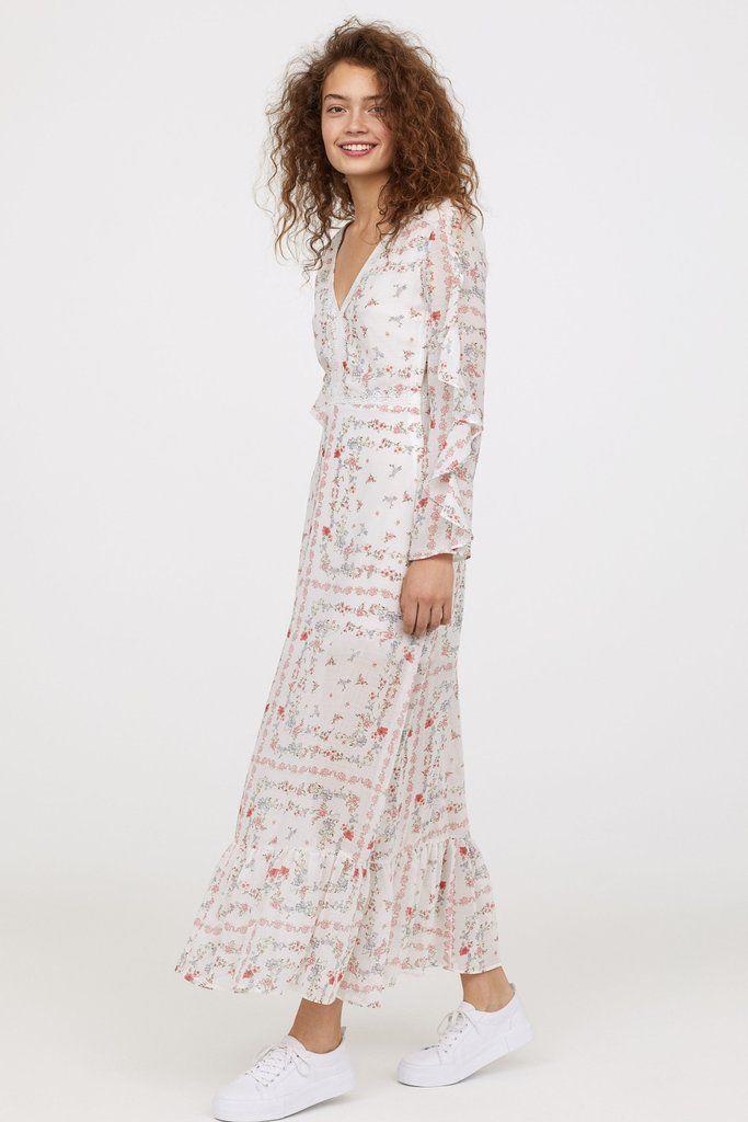 Картинки по запросу h&M printed dress в 2019 г.   Платья ...