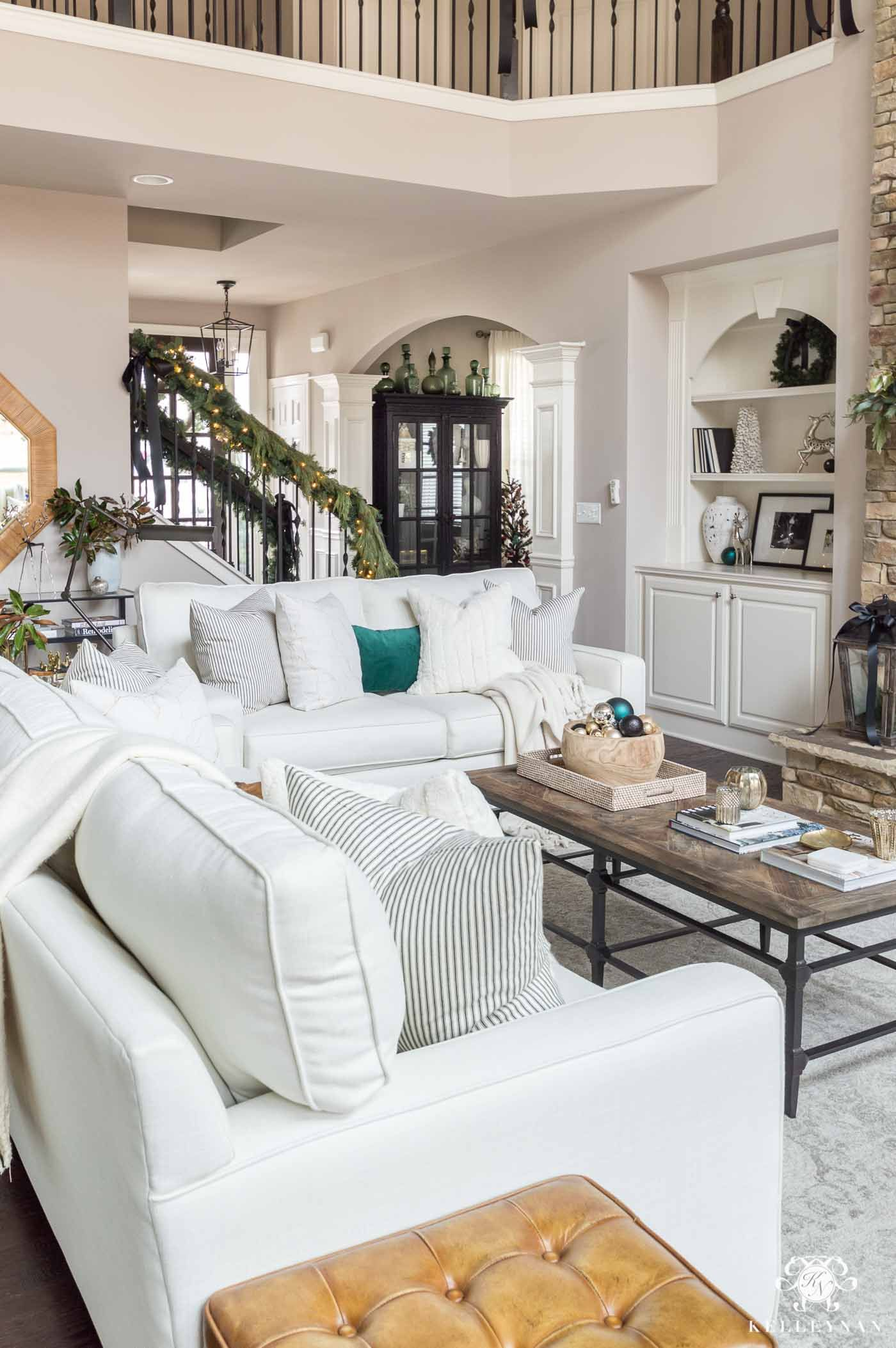 30 White Living Room Ideas: 10 Tips For Quick Cleaning In Under 30 Minutes