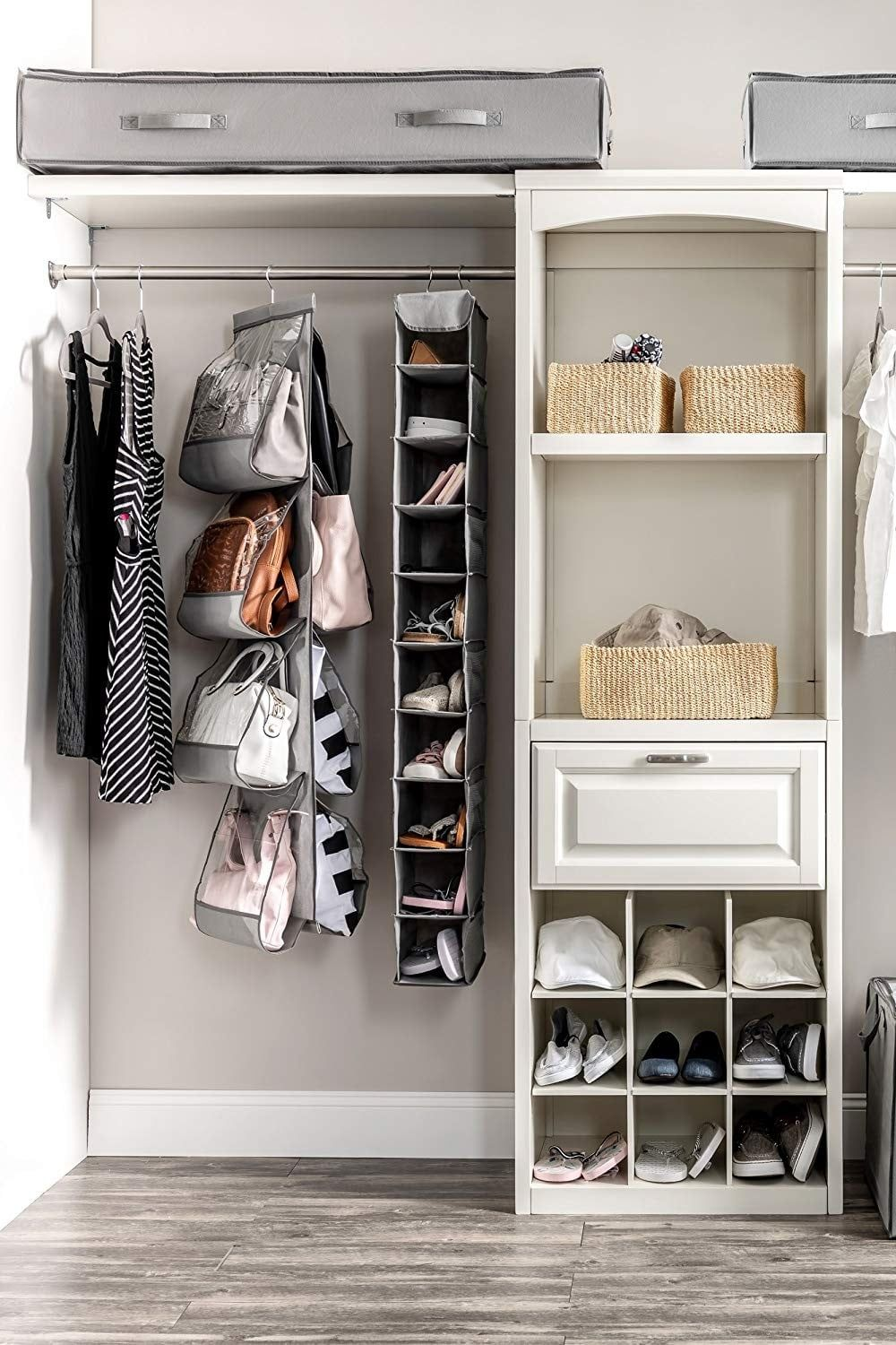 Your Messy Closet Is No Match For These 100 Nifty Organization Systems Let S Get Cleaning Closet Renovation Best Closet Organization Dorm Organization