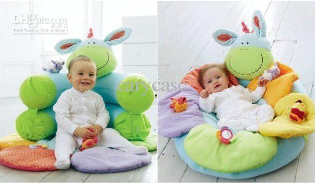 Wholesale Baby Toy - Buy New Hot Sale ELC Blossom Farm Sit Me Up Cosy-Baby Seat Baby Play Mat Play Nest Soft Sofa DSFSADS, $40.91 | DHgate