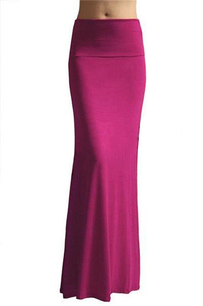 828850eb97f Women Long Tight Skirt