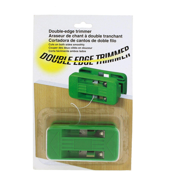 $14 62  DCT Wood Veneer Double Edge Banding Trimmer, 1/2