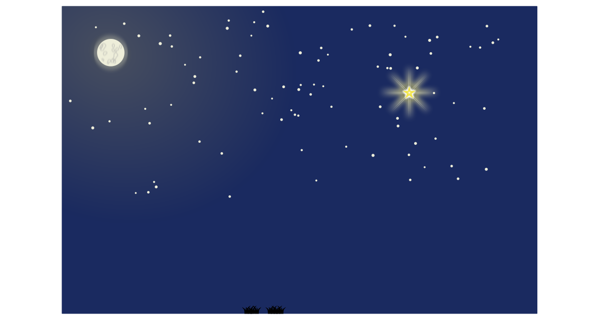 Nativity Scene Background Clipart By Moini Christmas Cliparts