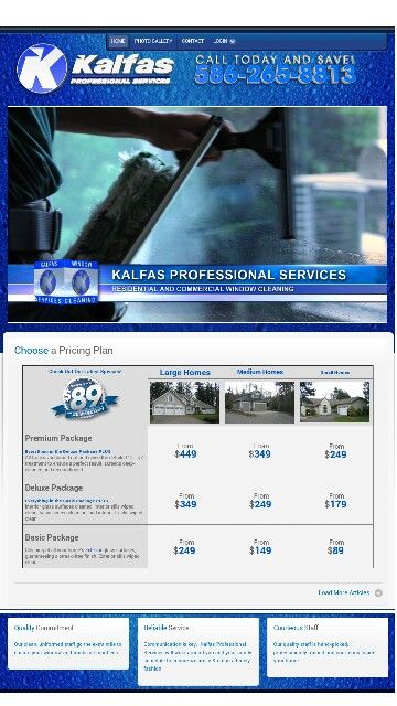 Window Cleaning Pricing Examples How To Start A