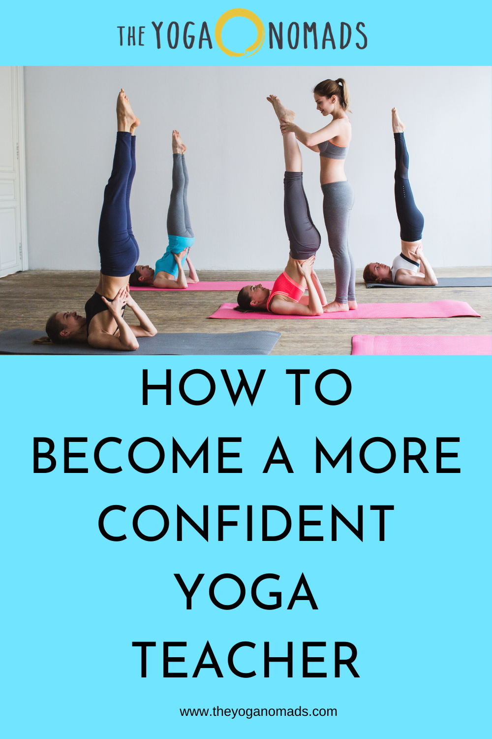 How to Become a More Confident Yoga Teacher in 2020   Yoga ...