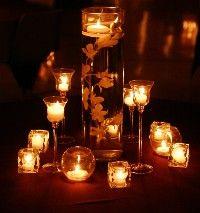 Kynttiläideoita