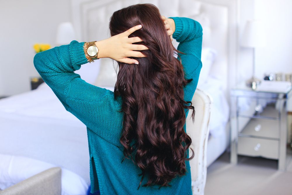 How To Clip In And Blend Hair Extensions With Short Hair Luxy