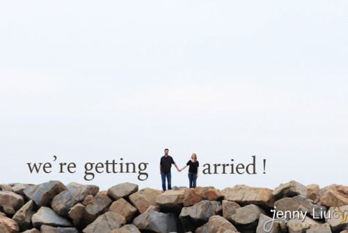 Different phrases for getting married
