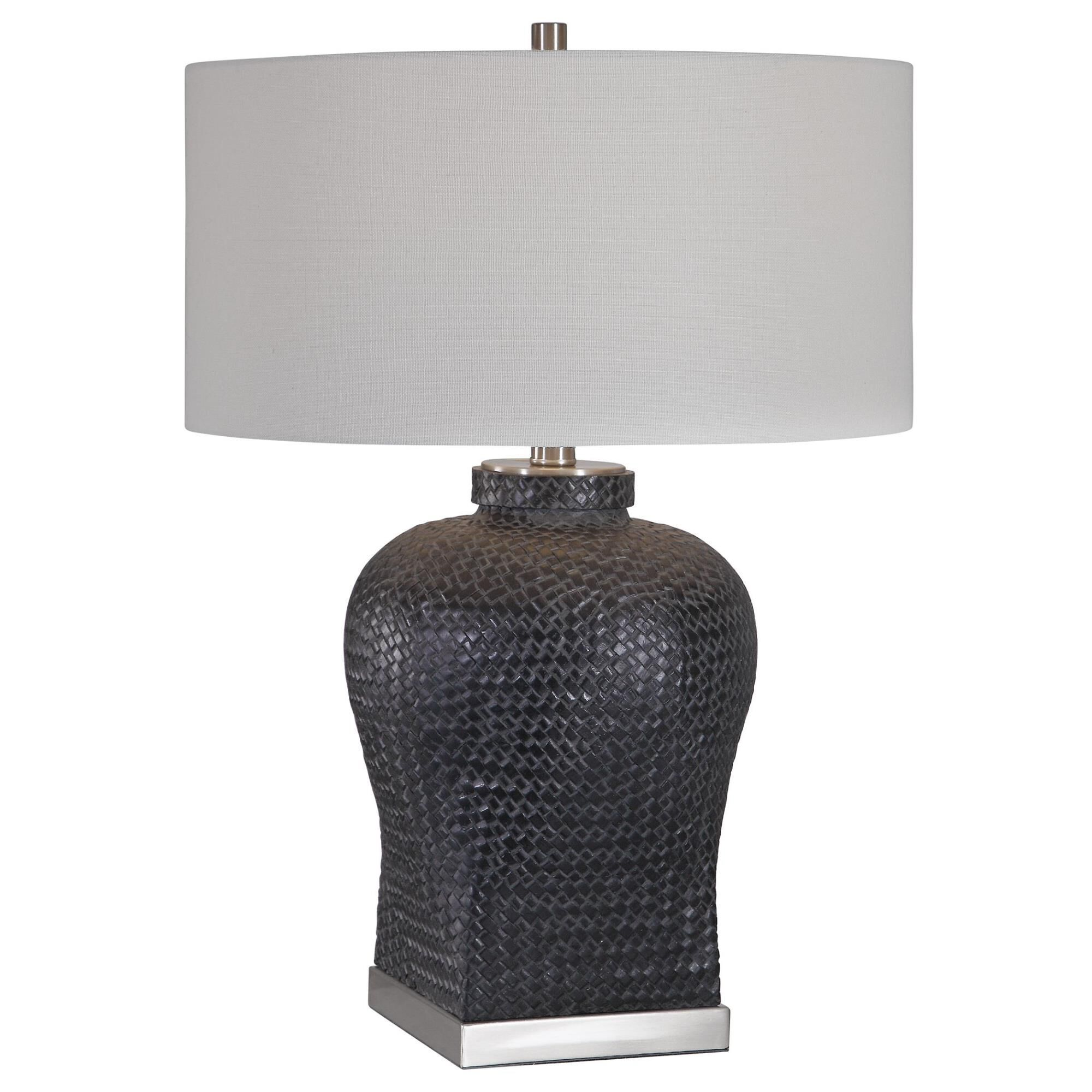 Jim Parsons Akello 28 Inch Table Lamp Capitol Lighting In 2020 Lamp Fabric Shades Lamp Shade