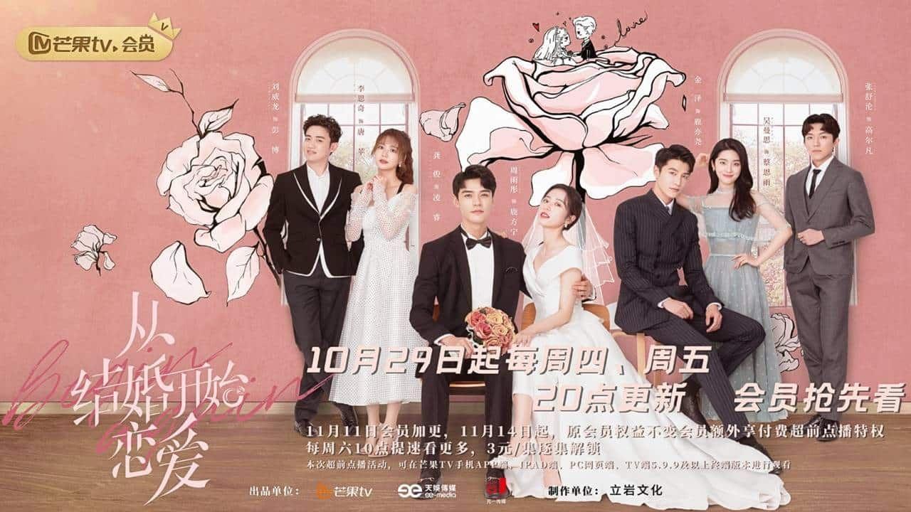 Sinopsis Begin Again Drama China 2020 Episode 1 35 Terakhir Drama Penulis Skenario Xiao