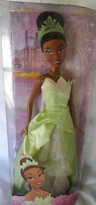Disney Princess Tiana Barbie from Princess & The Frog. $15.97 ON SALE NOW