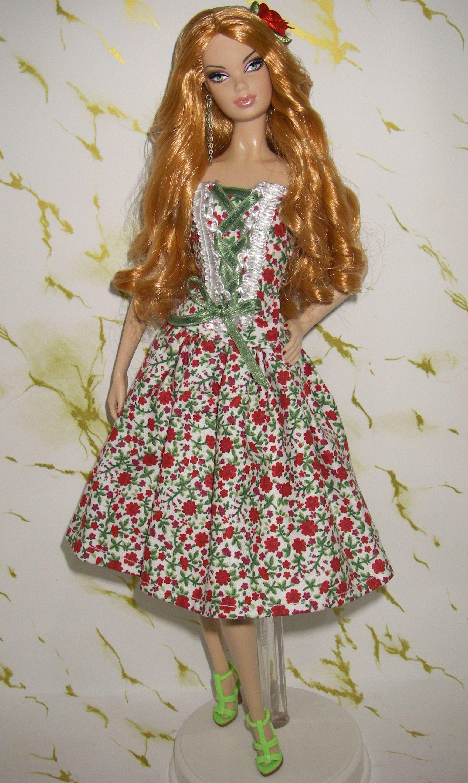 Barbie Top Model Summer Beautiful Dresses Short Barbie Top Beautiful Barbie Dolls
