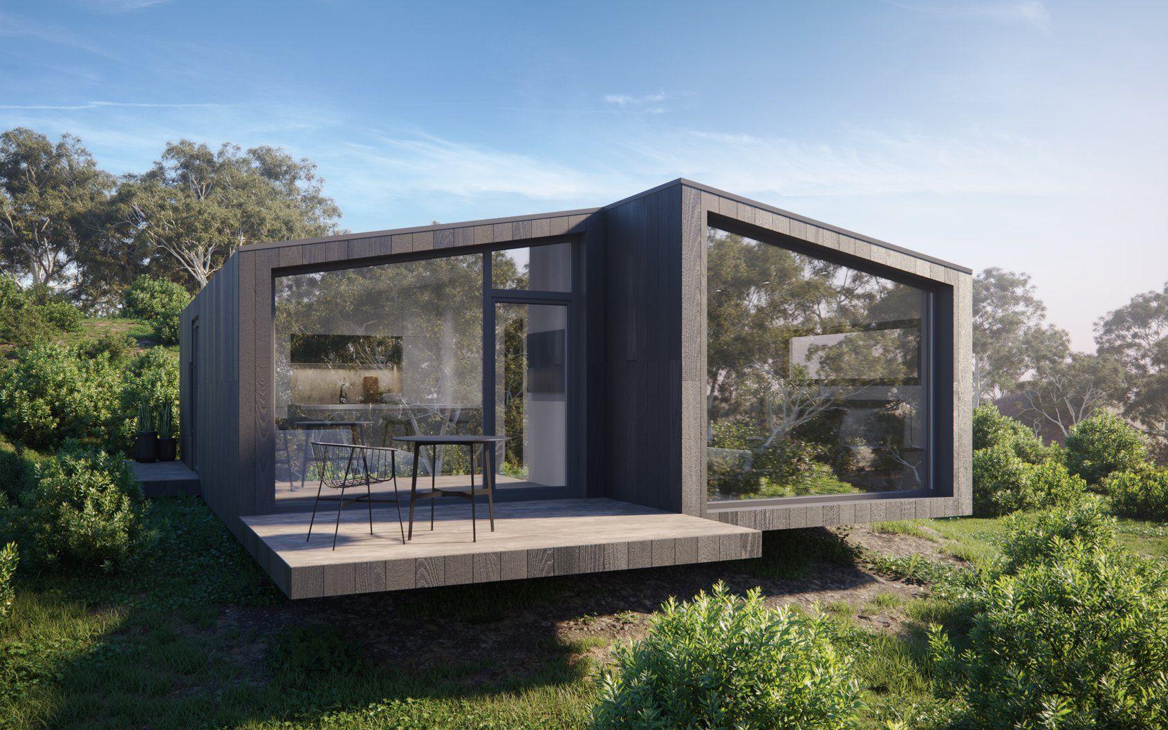 Nook Nz Nook Nz Transportable Homes Cabins Auckland Prefab Homes Prefab Modular Building