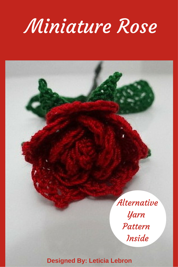 Crochet mini rose pattern httpflawlesscrochetflowers crochet mini rose pattern httpflawlesscrochetflowers you can bankloansurffo Images
