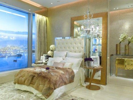 Hong Kong penthouses set record   Bedroom   Pinterest