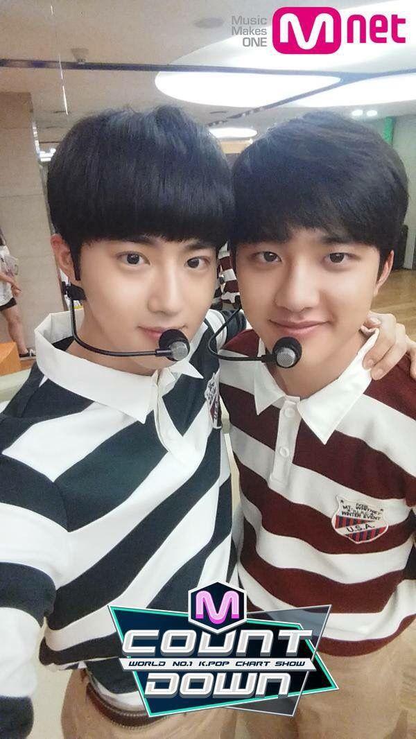 EXO: Suho & D.O