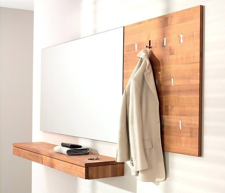 Luxury Modern Coat Rack Team 7 Hallway Furniture Hook Wall Ideas