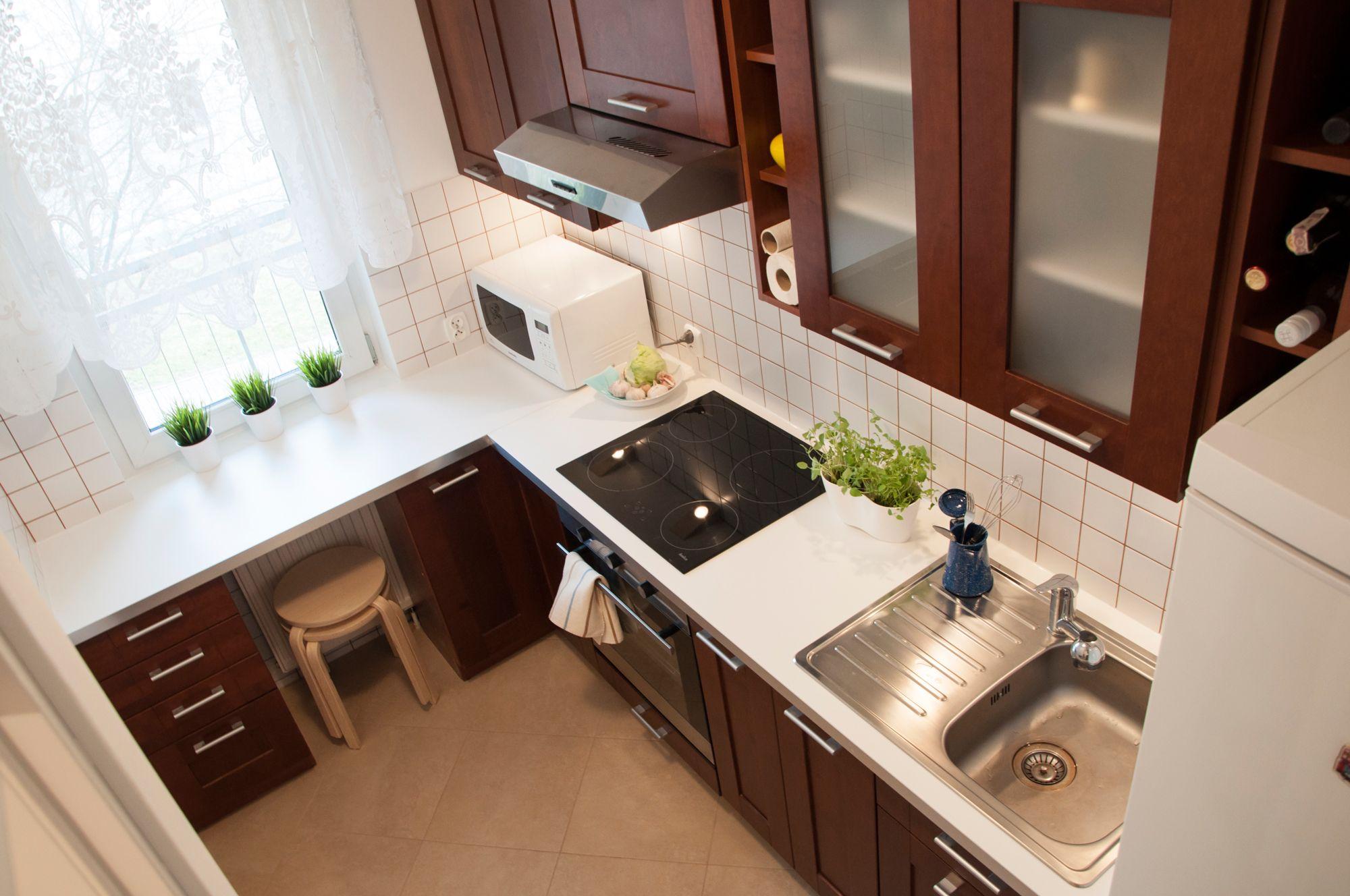 Metamorfoza Mieszkanie Pod Wynajem Home Decor Kitchen Cabinets Interior