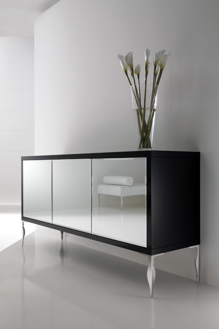 The Luxury Mirrored Sideboard at Juliettes Interiors is a truly stunning  statement for any room in - The Luxury Mirrored Sideboard At Juliettes Interiors Is A Truly