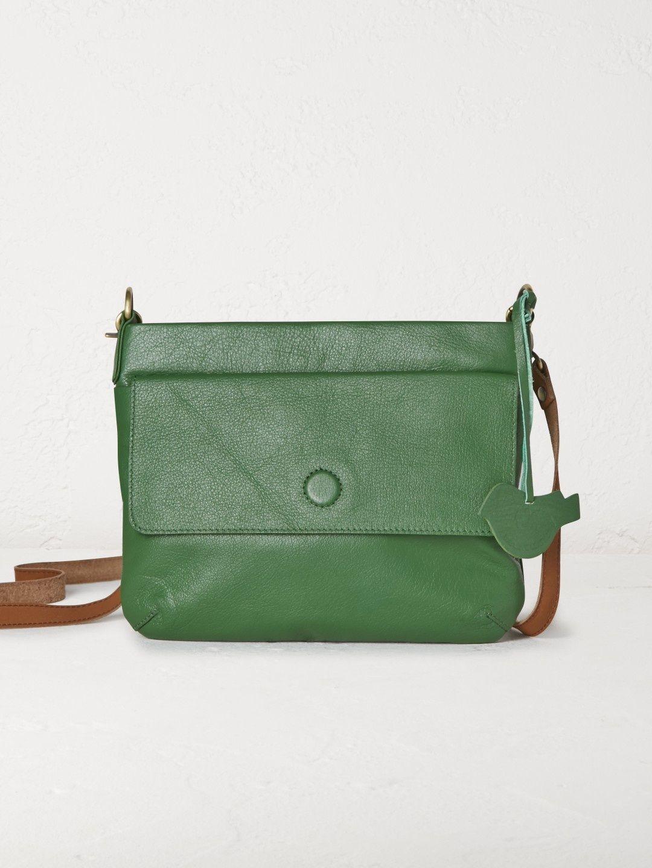 1302fbb72207 Mini Clover Crossbody Bag - Women s Bags - White Stuff